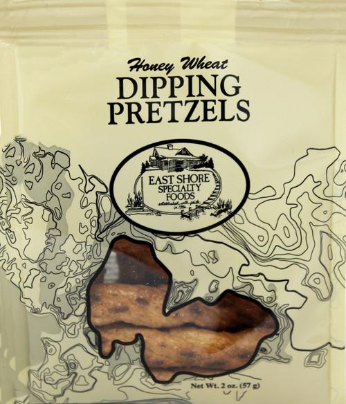 PH2 2oz East Shore Twisted Honey Wheat Pretzels