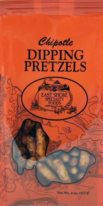 PR4 4oz East Shore Chipotle Dipping Pretzels
