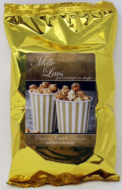 ML40101 4oz Carmel Crunch Popcorn Bag
