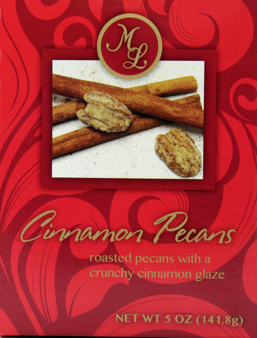 ML48648 5oz Mille Lacs Cinnamon Pecans