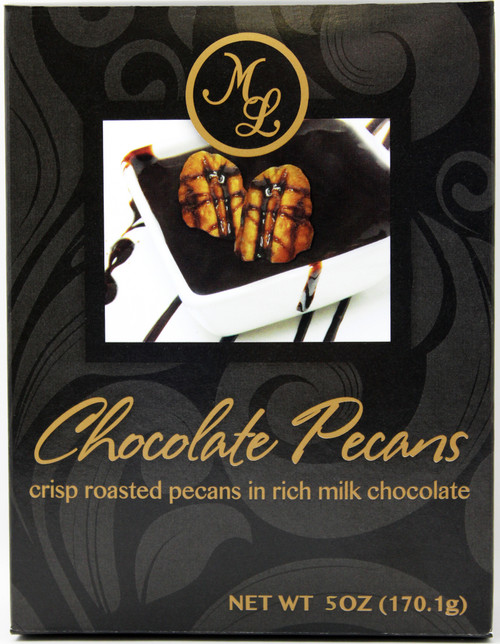 ML48647 5oz Mille Lacs Chocolate Covered Pecans