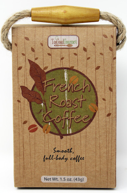 3211 1.5oz French Roast Coffee Wood Land Design