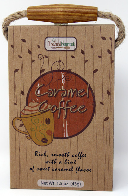 3212 1.5oz Caramel Coffee Wood Land Design