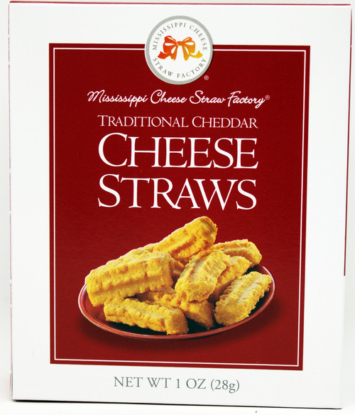 8221 1oz Traditional Cheddar Cheese Straws