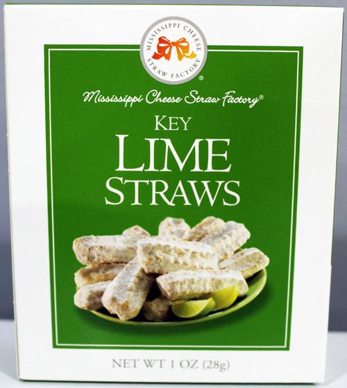 8222 1oz Key Lime Cookie Straws