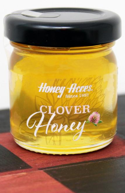 8158 1.5oz Clover Honey