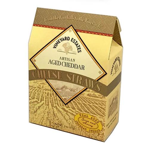 3003 2oz Vineyard Estates Cheese Straws