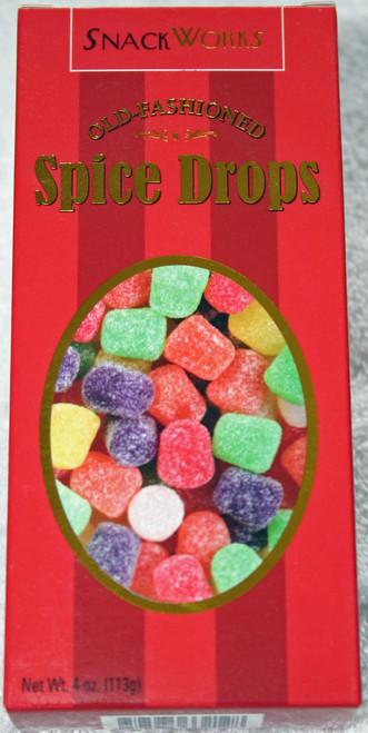 6155 4 oz Spice Drops SnackWorks