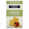 Partners Crackers sold by Northwoods Cheese, a distributor of gift basket supplies.