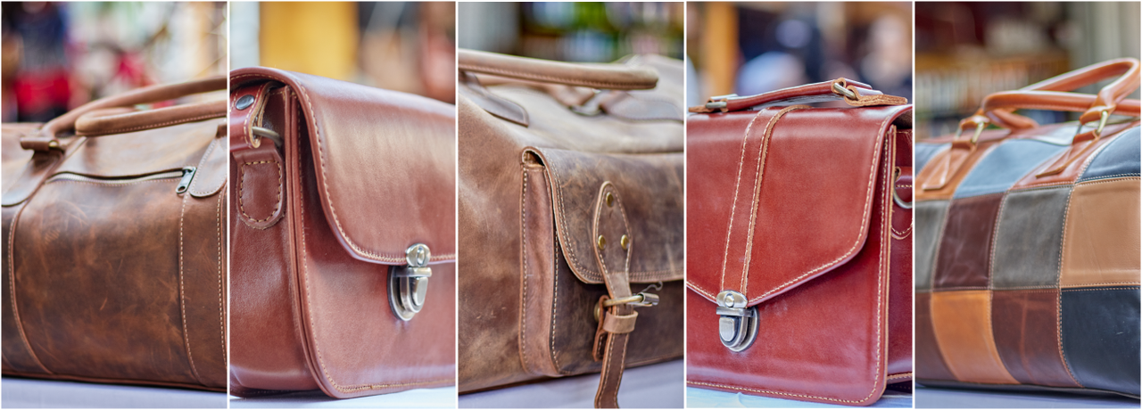 Beautiful, Hand Made Leather bags made to order in any type of Leather