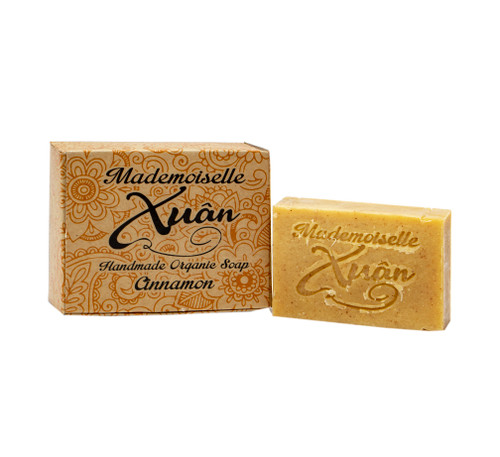 Let the fragrances of the exoctic East wash over you when you use this beautifully handmade, completly organic soap.