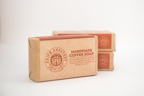 Handmade Soap, Mix Pack of 4