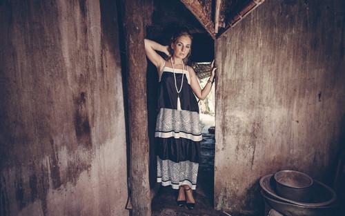 Maja Maxi Dress