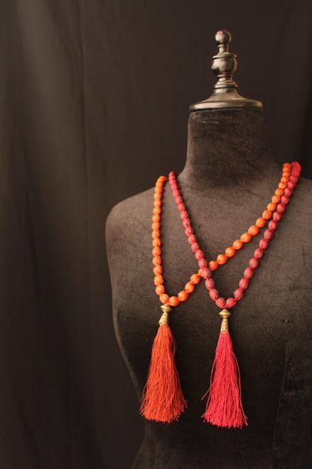 Single Tassel Necklace