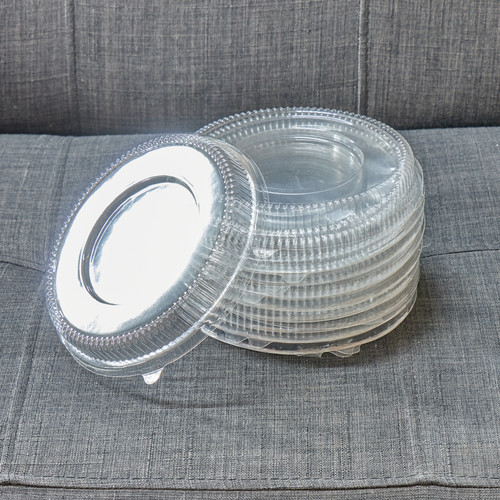 Lid of large Bowl 875 ml, made from 100% recycleable plastic