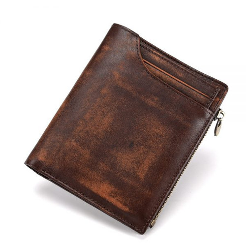 Fashionable Cowhide Men's wallet