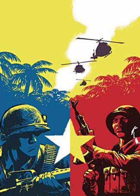Vietnam propaganda poster 01