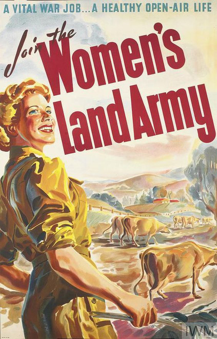Women's land army Poster