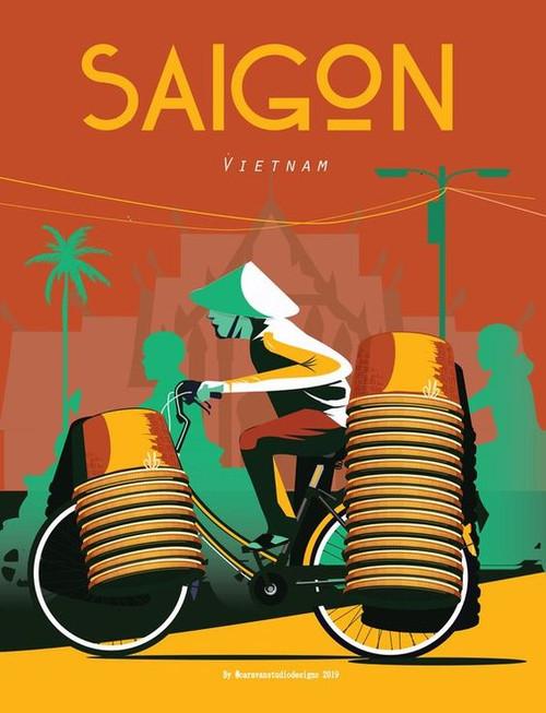 Sai Gon Poster
