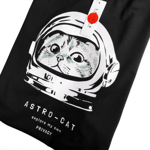 Cotton T-shirt Astro Cat