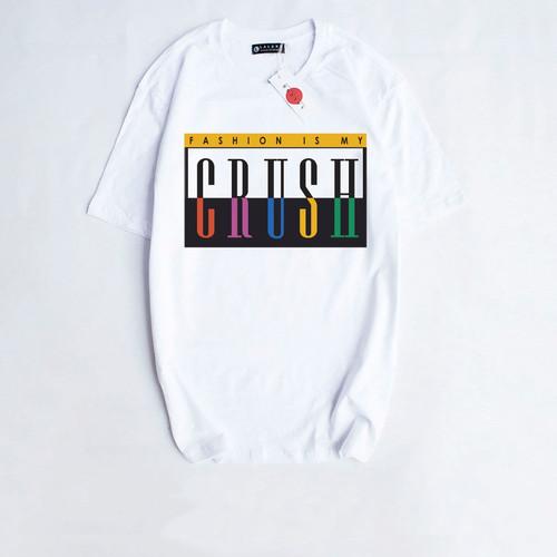 Cotton T-shirt Crush