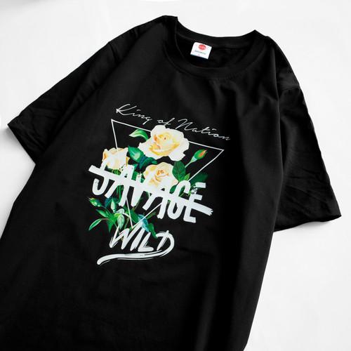 Cotton T-shirt Savage Wild