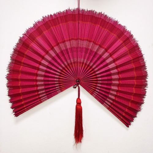 Decorative wall fan