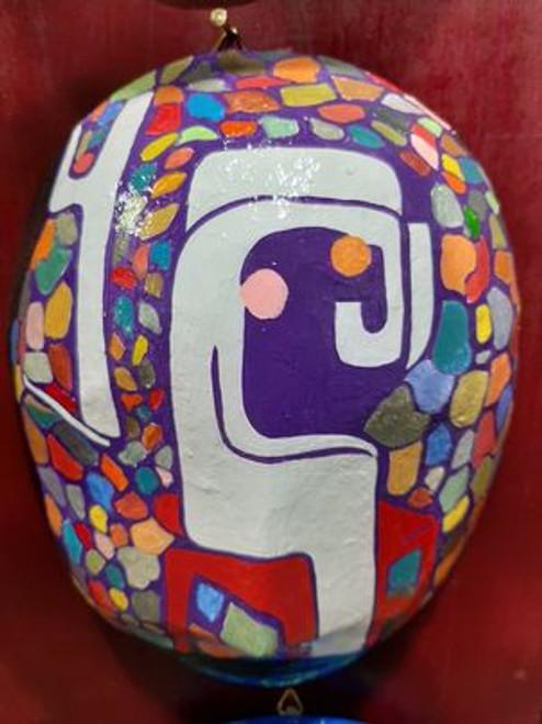 Colourful World - Face Mask Decoration NO.25