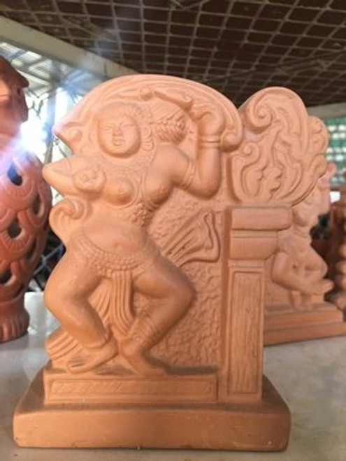Dancing girl - Champa Sculpture - House Decoration - No.08