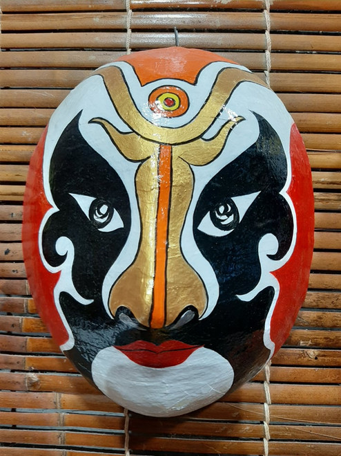 Carnival Man Face Mask - Face Mask Decoration NO.37