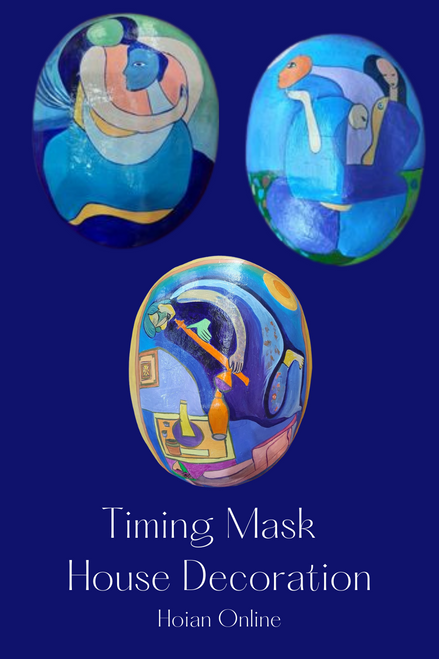 Special Combo 3 Blue Masks - Family Life