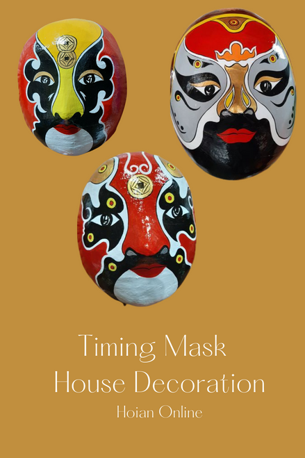 Special Combo 3 Red Masks - Men of Fortune