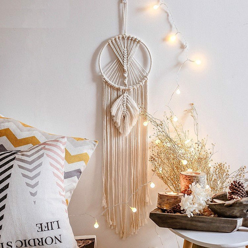 Dreamcatcher with tassels – Bohemian style