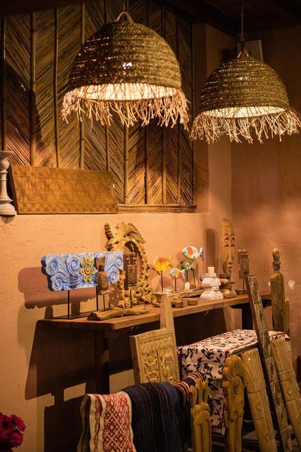 Moroccan Ceiling Lamp - Mushroom Shape