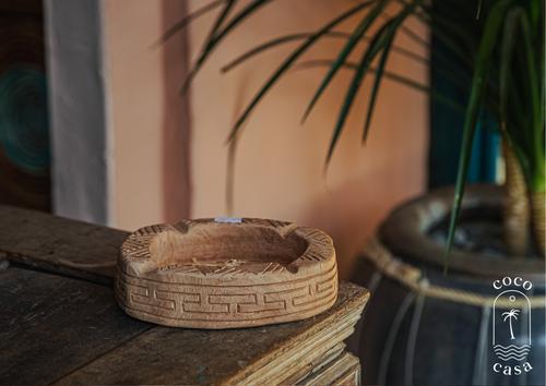 Handmade Wooden Ashtray - 2 Models
