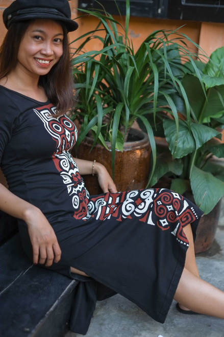 Chilkat Dress