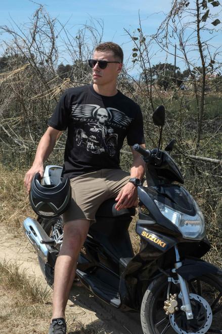 Rat Bike T-Shirt