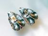 back of leaf earrings