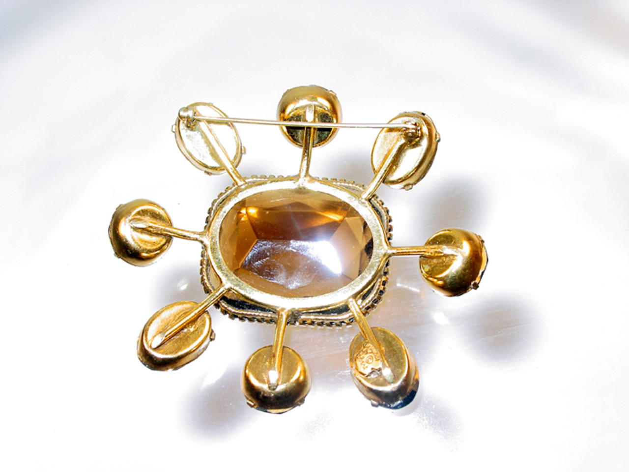 Signed Original by Roberts brooch