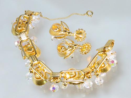 back of Juliana 5 link bracelet set
