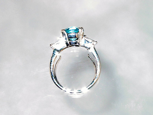 Side view of adjustable ring 7 to 9
