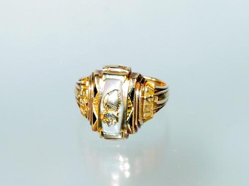 vintage josten ring
