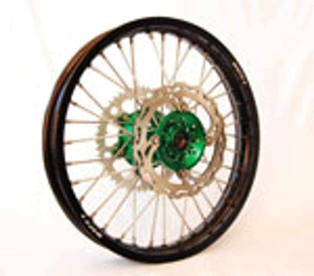 Warp 9 Rear Wheel