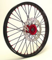 Warp 9 DR650 Front Wheel