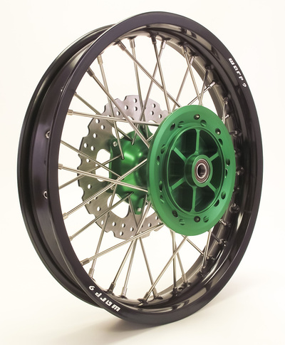 Warp 9 DR650 Rear Supermoto Wheel