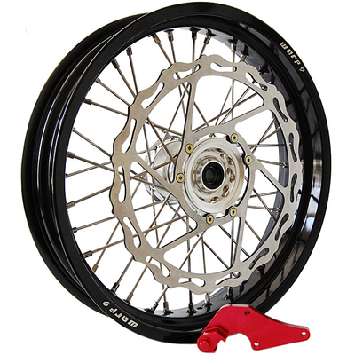 Warp 9 KLR650 Front Supermoto Wheel