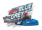 BURRIS BLUE GREY SERIES