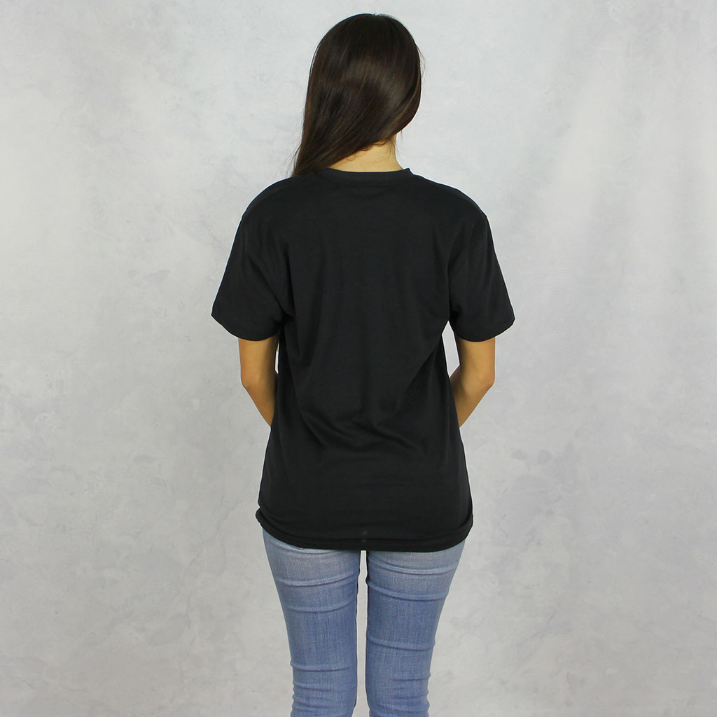 Alpha Phi T-Shirt in Black Back