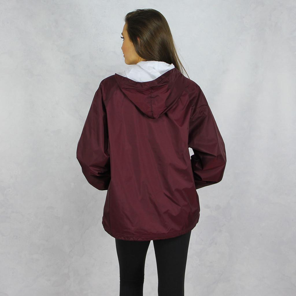 Kappa Kappa Gamma Jacket by Charles River Back