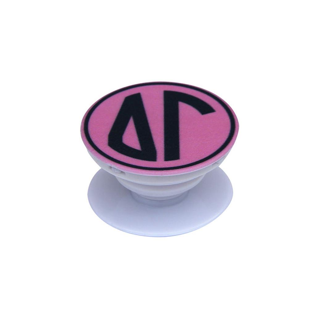 Delta Gamma Phone Grip in Pink